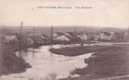 LES AYNANS - HAUTE-SAÔNE   (70)  - CPA DE 1917. - Andere Gemeenten