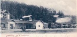 Igls - Bahnhof Gelaufen  1900       B400 - Igls
