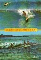 Surfing Sur La Côte Basque Française - Unclassified