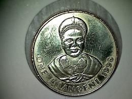Swasiland 1 Lilangeni 1998 - Swaziland