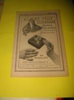 Publicité ALLUME-FEUX ECOSSAIS    1910 - Publicités