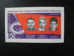 RUSSIA 1964 MNH (**)YVERT 2879 A Flight Of Three Astronauts.Le Vol De Trois Astronautes. - UdSSR