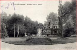 14 VILLERS-SUR-MER - Jardin Et Villa Les Mouettes - Vue Très Rare - Villers Sur Mer
