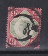 GRANDE-BRETAGNE  :  Y Et T    No  98      (o)  Victoria - 1840-1901 (Regina Victoria)