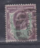 GRANDE-BRETAGNE  :  Y Et T   No  112    (o)   Edouard VII - 1902-1951 (Re)