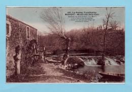 MERVENT -- Moulin Des Deux Eaux - France