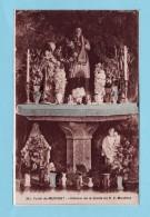 MERVENT -- Intérieur De La Grotte Du R.P MONTFORT - France