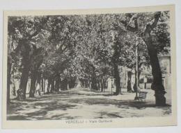 VERCELLI - Viale Garibaldi - Vercelli
