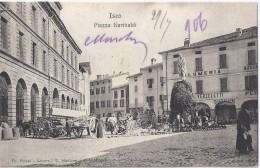 ISEO Brescia 1906 Piazza Garibaldi - Bella Animata - Italia