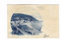 OSPEDALETTI PANORAMA VIAGGIATA FP 1900 - Imperia