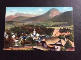 Italia > FRIULI UDINE TARVISIO TARVIS VERLAG GUTENBERGHAUS ,No. 682/2. 1911. ,AK,CARTOLINA - Udine