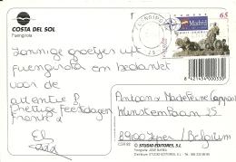 Espana 1992 Fuengirola >> Ieper B - 1931-Aujourd'hui: II. République - ....Juan Carlos I