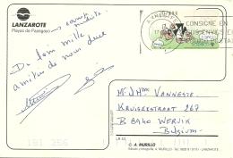 Espana 1999 Arrecife Lanzarote >> Wervik B - 1931-Aujourd'hui: II. République - ....Juan Carlos I