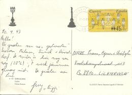 Espana 1993 Barcelona >> Lichtervelde B - 1931-Aujourd'hui: II. République - ....Juan Carlos I