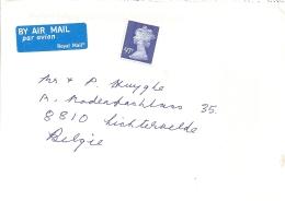 UK  >> Lichtervelde B - 1952-.... (Elizabeth II)