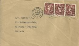 UK 1959 London >> Voorburg Den Haag NL - Lettres & Documents