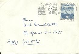 Österreich 1968 Steyr >> Wien - 1945-.... 2nd Republic