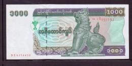 MYANMAR 1998 1000  KYATS  NEUF UNC P77 - Myanmar