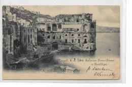 NAPOLI POSILLIPO PALAZZO DONNA ANNA VIAGGIATA FP 1900 - Napoli (Naples)