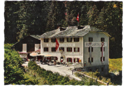 Schweiz - Berghotel Rofflaschlucht Bei Andeer - Hotel - Gasthaus - Pension - GR Graubünden