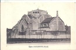 NORD - 59 - AULNOYE - Eglise - Aulnoye