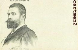 L'OEDIPE DU MANS ILLUSTRATEUR H. BRAUER ALBUM MARIANI PERSONNAGE POLITIQUE ? LITTERATURE - Personnages