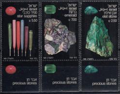 Israel 1981 Nº 810/12 Nuevo (con Tab) - Israel