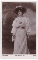 Gabrielle Ray, English Actress Theatre Entertainer, C1900s Vintage Real Photo Postcard - Artistes