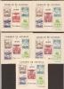 1937 Catalogo FILABO NE17/21** HB ASTURIAS LEÓN Valor Catalogo  300,00€ - Impuestos De Guerra
