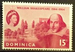 Dominica 1964 MH* # 184 - Dominica (...-1978)