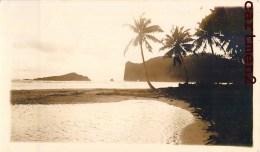 ILES SAMOA UNE PLAGE COCOTIER OCEANIE ETHNOLOGIE - Samoa
