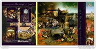TOGO 2014 ** M/S + S/S Hieronymus Bosch Painter Paintings Maler Gemälde Peintre Peintures Schilder Pintor Pintura A1432 - Künste