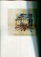 Magnifique Lithographie Ou Tirage Offset  D´un Artiste Inconnu   Offset  Tire D´un Livre Port Folio   23x29 Cm - Lithographies