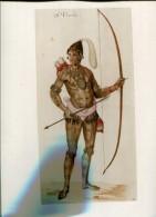 Magnifique Lithographie Ou Tirage Offset  D'un Artiste Inconnu   Offset  Tire D'un Livre Port Folio   23x29 Cm - Steendruk