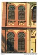 Macau - Macao - Edificio Na Av. Conselheiro Ferreira De Almeida ( 2 Scans ) China - China