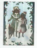 Cp , Enfants , Petites Filles , Chien , Ed : Good Old Days N° 403 , écrite , Original : 1900 - Andere
