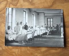 Lot De 3 Cartes Photo Hôpital Militaire 1916 Hôpital Auxiliaire N°6 Chalon Sur Saône. Documentaire - War, Military