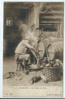 29, Finistère, MORLAIX, Le Tireur De Cidre ( N.Chaillou ),Scan Recto-Verso - Morlaix