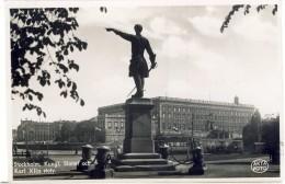 #F889. Sweden 1935-40. Stockholm. Castle. Kungliga Slottet. - Suecia