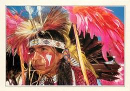 CPSM Montana-Indien De La Prairie      L2102 - Etats-Unis