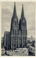 #F894. Germany 1935-40. Der Kölner Dom Von Westen. Cathedral Of Köln. - Non Classés