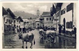 #F897. Germany 1935-40. Deutsche Heimatbilder, Huber Nr. 47. Mittenwald. - Zonder Classificatie