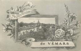 VEMARS - Carte Souvenir Fantaisie. - France