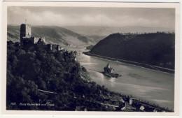 #F900. Germany 1935-40. Rheingoldserie Nr. 192. Burg Gutenfels Und Pfalz. - Non Classés