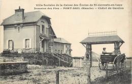 PORT BAIL - Villa De La Caisse Des écoles De Saint Germain En Laye,domaine Des Pins,chalet Du Gardien. - France