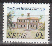 Nevis    Scott No   122    Mnh      Year  1981 - America (Other)