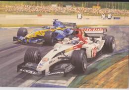 HOCKENHEIM GRAND PRIX D´ALLEMAGNE 2004 - Grand Prix / F1
