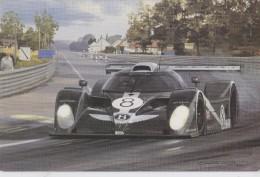 LE MANS RETOUR DE BENTLEY 2001 - Le Mans
