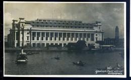 Cpa Carte Photo Singapour -- Général Post Office Singapore    LIOB80 - Singapour