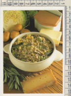 Ricette Da Cucina Pubblicitari Publicitè Pizzoccheri Valtellinesi Valtellina Sondrio - Ricette Di Cucina